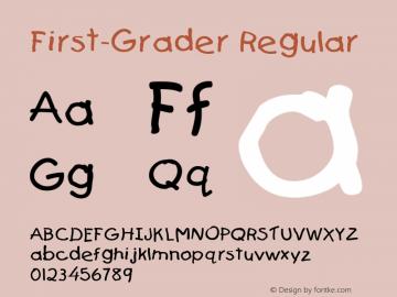 First-Grader