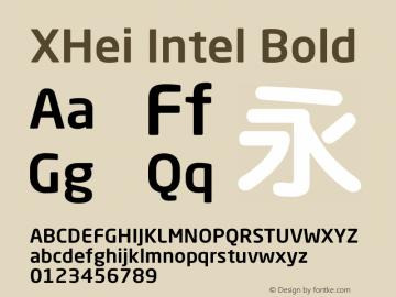 XHei Intel