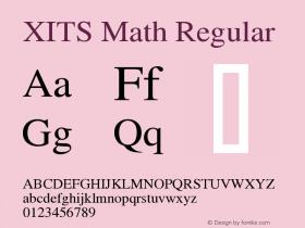 XITS Math