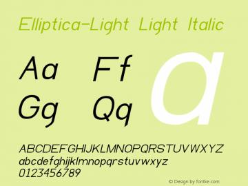Elliptica-Light