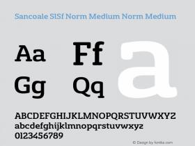 Sancoale SlSf Norm Medium