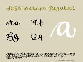 Soft Script
