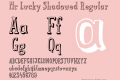 Mr Lucky Shadowed
