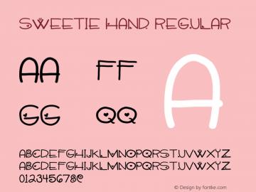 Sweetie Hand