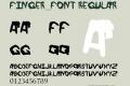Finger_font
