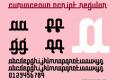 Curvaceous Script