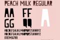 Peach Milk