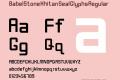 BabelStone Khitan Seal Glyphs