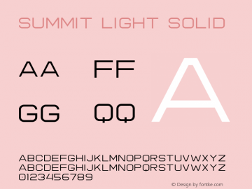 Summit Light