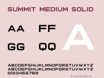 Summit Medium