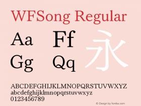 WFSong