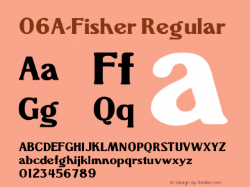 06A-Fisher