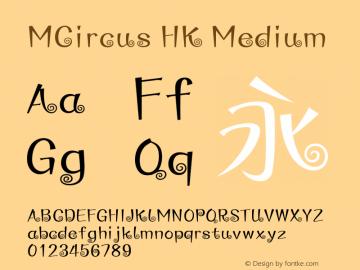 MCircus HK
