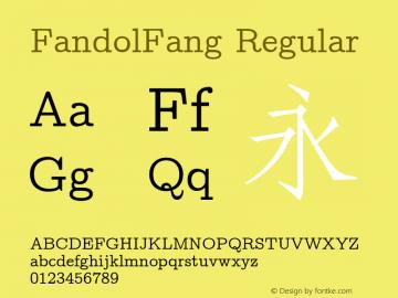 FandolFang