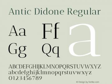 Antic Didone