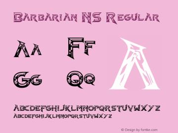 Barbarian NS