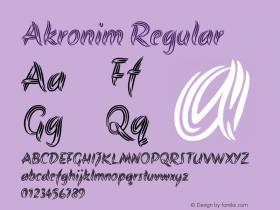 Akronim