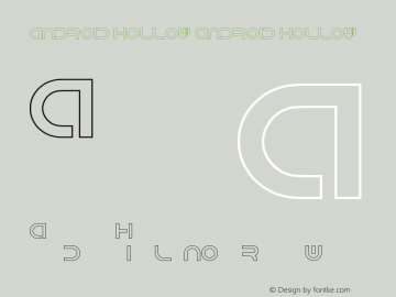 Android Hollow