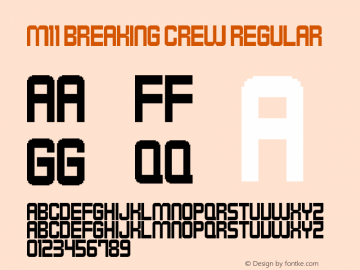 M11_BREAKING CREW