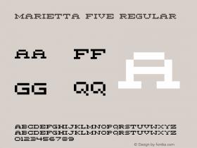 Marietta Five