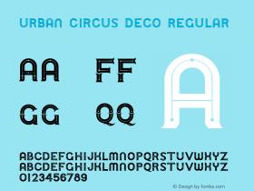 Urban Circus Deco