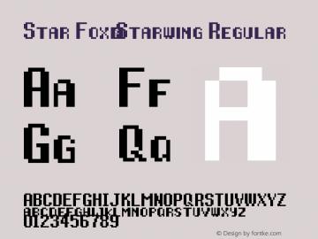 Star Fox/Starwing