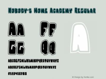 Nobody's Home Academy