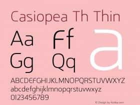 Casiopea Th