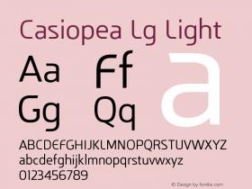 Casiopea Lg