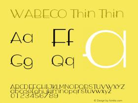 WABECO Thin