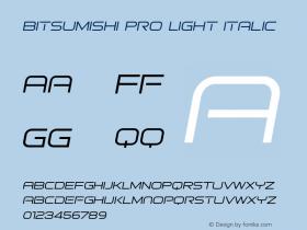 Bitsumishi Pro Light