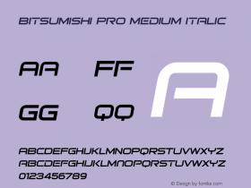 Bitsumishi Pro Medium