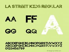 LA Street Kids