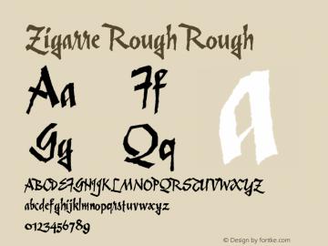 Zigarre Rough