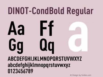DINOT-CondBold