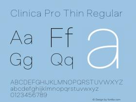 Clinica Pro Thin