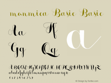 monmica Basic
