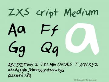 ZXScript
