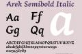 Arek Semibold