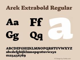 Arek Extrabold
