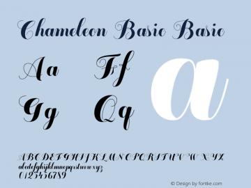 Chameleon Basic