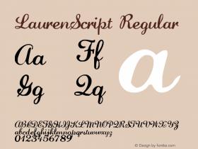 LaurenScript