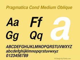 Pragmatica Cond