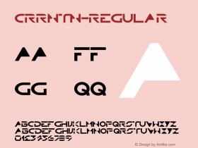 CRRNTN-Regular