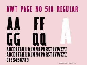 AWT Page No 510