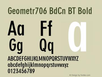 Geometr706 BdCn BT