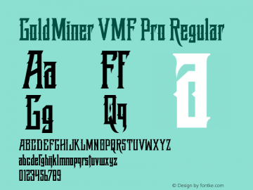 GoldMiner VMF Pro