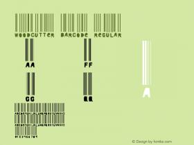 Woodcutter barcode