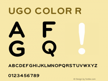 UGO COLOR