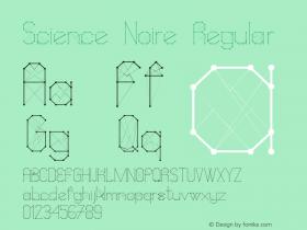 Science Noire